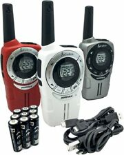 Cobra Walkie Soho ACXT360 2 Via Emergencia Outdoor Radio 24.9 Mile -3 Pack