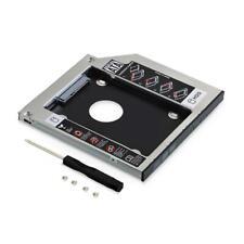 Neuftech 2ème 2.5'' HDD SSD Adaptateur de Caddy Disque dur 9.5 mm SATA vers...