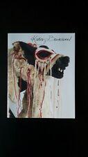Les larmes lourdes - Katia Bourdarel / Eva Hober 2012 | art contemporain