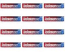 12 X IODOSAN PROTEZIONE GLOBALE DENTIFRICIO azione antibatterica offerta stock