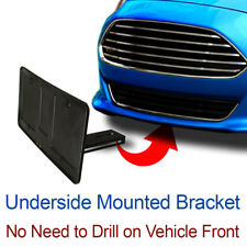 LICENSE PLATE BRACKET Tag Holder Mount Hidden Mounting Holes sHO-X-for-N-StO