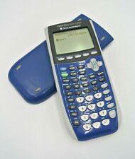 Texas Instruments TI-84 Plus Silver Edition Calculator (Blue)