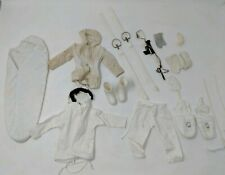 VINTAGE ACTION MAN/JOE POLAR/ARCTIC EXPLORER UNIFORM KIT, SKIS, BOOTS ETC