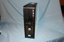 Dell Optiplex 380 SFF WIndows 7 Pro Desktop PC 4GB RAM 320GB Serial Parallel