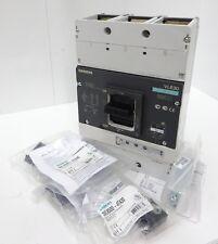 SIEMENS VL630 Leistungsschalter 3VL5763-2SE36-2HE1-Z 3VL9563-6SE30 3VL9800-1UH00