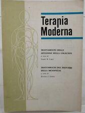 V1313 LIBRO TERAPIA MODERNA ANNO 5 NUMERO 3 DEL DOTT. PAOLO MOSCHELLA DEL GIU...