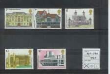 Engeland postfris 1975 MNH 673-677 - Architecture year