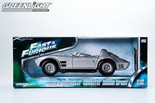 Fast & Furious 5 1963 Chevy Corvette Grand Sport 1/18 BY GreenLight 12842 Silver