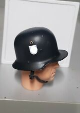 1:6 WWII German diecast helmet & bbi head sculpt. .  !! LQQK!