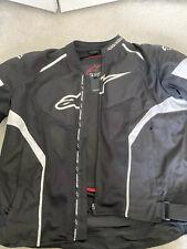Alpinestars T-GP Plus R Air Motorcycle Jacket -2XL - Black & White