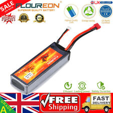 2S 7.4V 30C 5200mAh Li-Po Battery Deans for RC Car Helicopter Airplane FPV Drone