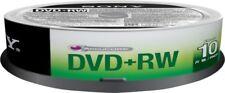 10 Sony DVD+RW 4,7Gb 120 Min 4x Rohlinge Spindel wiederbeschreibbar