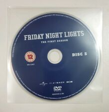 Friday Night Lights - Season 1 – Disc 5 - R2 Replacement DVD - DISC ONLY - VGC