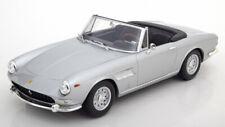 KK SCALE 1964 FERRARI 275 GTS PININFARINA SPIDER Silver Alloy Rims 1/18 LE250