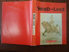 Sword and Lance Northern Rivers Cavalry, N.S.W. 1885-1903 M J Buckley 1988 hbdj