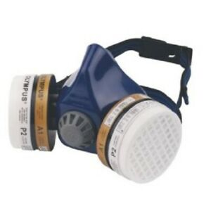JSP TRADESMAN 2, 28 DAY HALF MASK A1-P2, Organic Solvent, Maintenance Free Mask