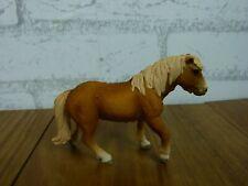 Schleich Model Horse brown golden maine 2011
