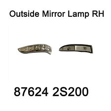 Genuine Outside Mirror Signal Lamp RH 876242S200 For Hyundai Tucson ix35 10~14