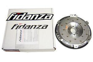 FIDANZA ALUMINUM FLYWHEEL FOR VIBE GT CELICA GT-S COROLLA MATRIX XRS 2ZZGE 6SPD