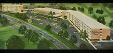 Pennsylvania PA Oversized postcard Holiday Inn Hotel Valley Forge