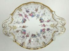 More details for royal crown derby royal antoinette duchess sweet or bon bon dish 1990 first