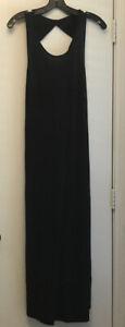 Love Stitch Women's Black Maxi Dress Size Medium