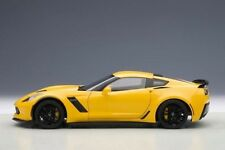 1/18 AUTOart CHEVROLET CORVETTE C7 Z06 (CORVETTE RACING YELLOW/BLACK RIMS) 2014