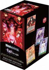 Weiss Schwarz - Fate/Stay Night - Heaven's Feel Booster Box