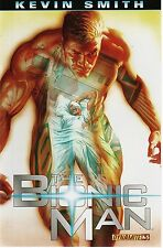 The Bionic Man No.3 / 2011 The Six Million Dollar Man / Alex Ross Cover