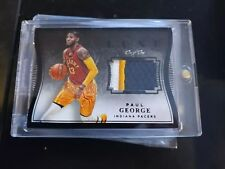 Paul George 15-16 Luxe 1/1 Patch Die-Cut Indiana Pacers ONE of ONE SSP!!  SICK