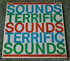 "Sounds Terrific /  Various Artists / 1968 RCA Records 12""LP"