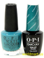 OPI Gel & Nail Polish FIJI NL & GC F85- Is That A Spear In Your Pocket?