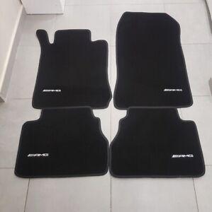 Floor mats mercedes w210 AMG e36 e50 1996-2006