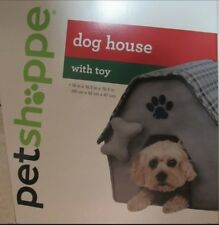 PET SHOPPE Indoor Dog House With Toy