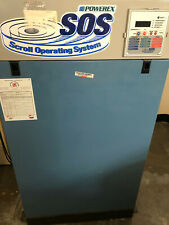 Powerex Oil Free Scroll Air Compressor 15Hp/Labs/Pharma,Dental Offices/Sale