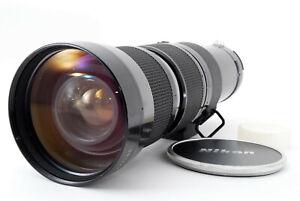 """""""As-is"""" Nikon Zoom Nikkor 50-300mm f4.5 Lens from Japan #2095"""