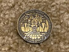 Vintage Walt Disney Productions Bronze Disneyland 45th Anni. PIN
