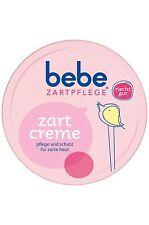 bebe Zartcreme Soft Skin cream -150ml - Made in Germany