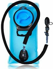 Camden Gear Hydration Water Bladder. 1.5 L 2L 3L Liter Bag Pack Insulated Mouth