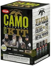 Spray Paint,Camo Kit,4-Pack by KRYLON/SHERWIN-WILLIAMS CO.