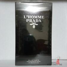 Prada L'Homme by Prada 5.1oz /5.0 OZ 150ml EDT Eau de Toilette for Men BRAND NEW