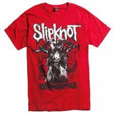 Slipknot IOWA GOAT T-Shirt NEW Authentic & Licensed Front & Back Design