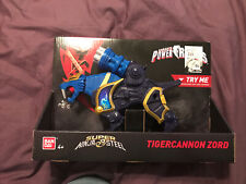 Power Rangers Ninja Steel - Tigercannon Zord