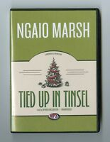 Tied up in Tinsel -  Ngaio Marsh - Unabridged MP3CD Audiobook