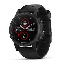 Orologio Garmin FENIX 5S PLUS Smartwatch Nero Music 42mm Sapphire 010-01987-03