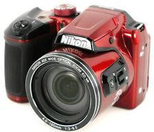 Nikon COOLPIX B500 16MP Digital Camera Zoom 40x Optical, 80x Digital, 1080p HD