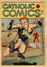 Catholic Comics Volume 1 #12 1947  4.0  VG