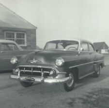 1950 Chevrolet Styleline Classic Car Georgetown Sussex DE Vintage Snapshot Photo