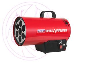 Sealey LP55 Space Warmer® Propane Heater 54,500Btu/hr