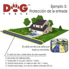 Valla antifugas Dogtrace D-FENCE 6th SENSE Digital 2200 metros